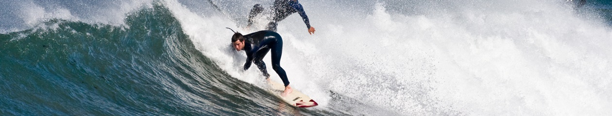 En el Surf